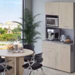 офисная мини-кухня 4