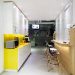офисная мини-кухня 30