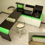 офисная мини-кухня 31