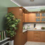 офисная мини-кухня 32