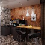офисная мини-кухня 33