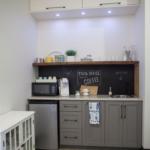 офисная мини-кухня 34
