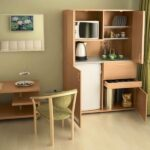 офисная мини-кухня 5