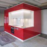 офисная мини-кухня 43