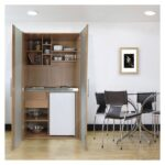 офисная мини-кухня 6
