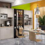 офисная мини-кухня 7
