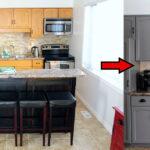 перекраска кухонного гарнитура