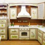 перекраска кухонного гарнитура идеи дизайна