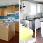 перекраска кухонного гарнитура декор