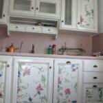 перекраска кухонного гарнитура фото