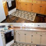 перекраска кухонного гарнитура идеи оформление