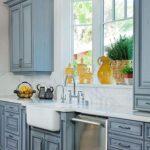 перекраска кухонного гарнитура идеи оформления