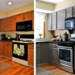 перекраска кухонного гарнитура варианты