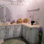 перекраска кухонного гарнитура обзор