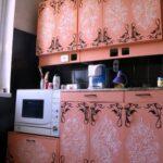 перекраска кухонного гарнитура виды декора