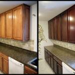 перекраска кухонного гарнитура фото идеи
