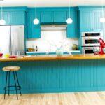 покраска кухонного гарнитура фото дизайна