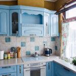 покраска кухонного гарнитура идеи дизайна