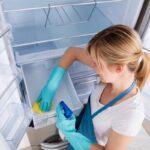 промыть холодильник