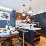 диван уголок на кухне