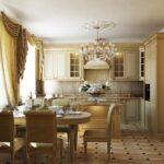 современная классическая кухня 13