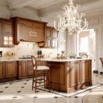 современная классическая кухня 17