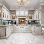 современная классическая кухня 20