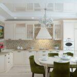 современная классическая кухня 24