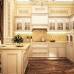 современная классическая кухня 26