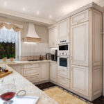 современная классическая кухня 27