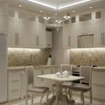 современная классическая кухня 29