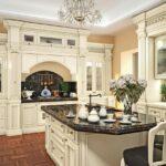 современная классическая кухня 30