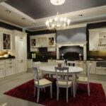 современная классическая кухня 32