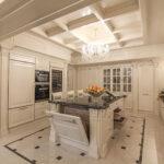 современная классическая кухня 36