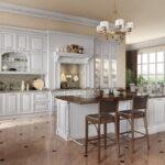 современная классическая кухня 39