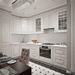 современная классическая кухня 4