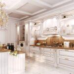 современная классическая кухня 6