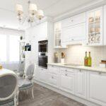 современная классическая кухня 7
