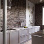 Стильные решения для офисной-кухни 1
