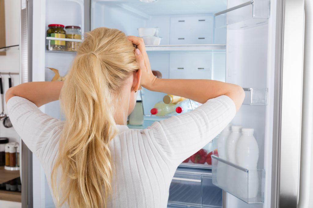 звуки холодильника
